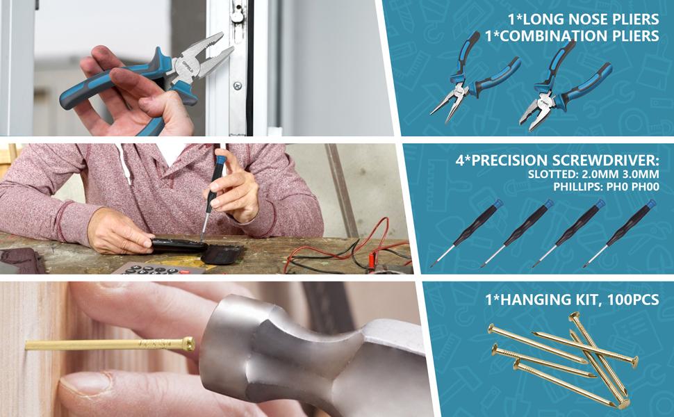 home hand tool set