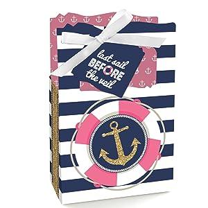Pink Favors Bachelorette Party Bachelorette Party Gifts 1006 Last Sail Before the Vail Bachelorette Favors Last Sail Before The Veil