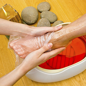 Segbeauty Pafaffin Wax Gloves and Booties