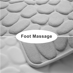 bath mats bathroom rugs foot massage shower mat bath rug memory foam bath mat  bathroom rug non slip