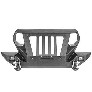 jeep wrangler tj front bumper