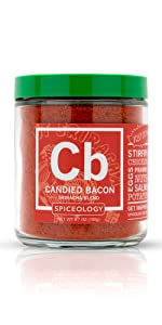 Spiceology - Candied Bacon Sriracha Blend