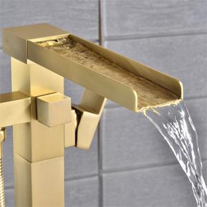 tub faucet set