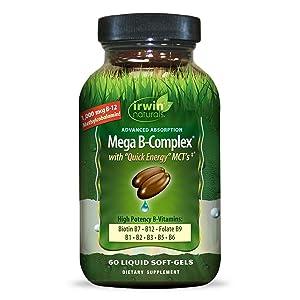 mega b complex vitamin