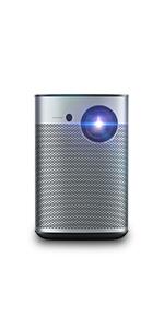 Halo 1080p HD Home Portable 4K Projector