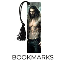 printed bookmark dc comics justice league trend setters ltd