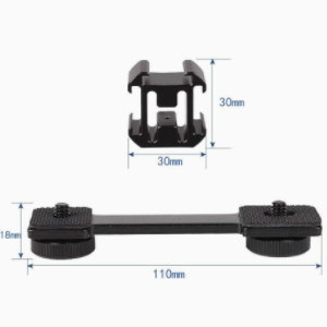 cold shor hot shoe for gimbal