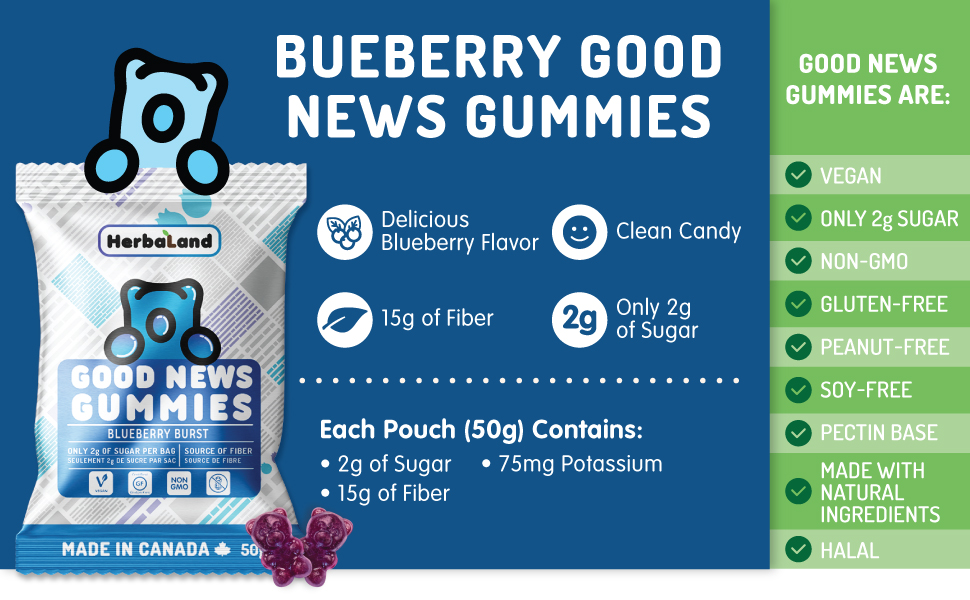 herbaland gummies, clean candy, low-sugar candy, candy, raspberry, vegan candy, vegan gummies
