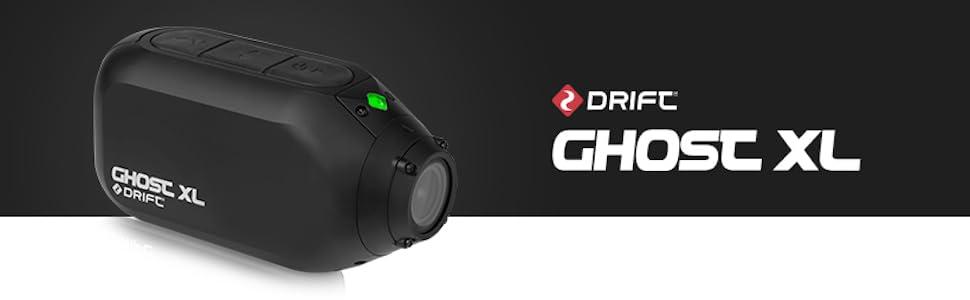 Amazon com : Drift Ghost XL Waterproof Action Camera - 9