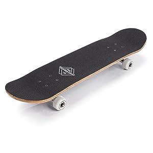 Holz Skateboard Kinder - Mini Cruiser Kickboard - Skateboard mädchen Rollen Board - hohe Qualität