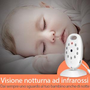 GHB Babyphone Digital Audio Video Baby Monitor Camera Baby Phone Wireless Realtime Digital LCD Display Babyviewer 2.4 GHz