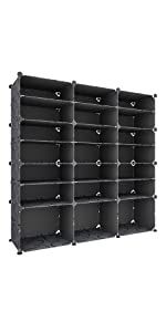 Metal Wire Storage Rack Modular Organizer Bookshelf Large Capacity Simple Storage Shelves