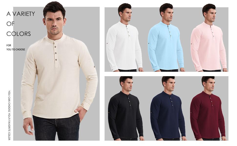 long sleeve linen,linen,for men,men linen cotton,shirt for men,long sleeve linen ,regular fit shirts