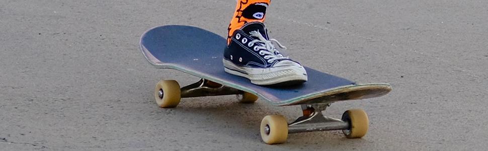 Tuoservo Lot de 6 douilles de skateboard pour longboard Rebuild Kit Pivot Cup Outdoor Skateboard Accessoires