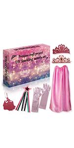 Princess craft kit