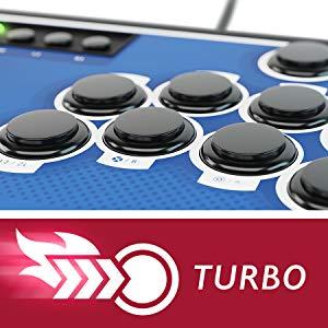 Twee verschillende turbo-functies: