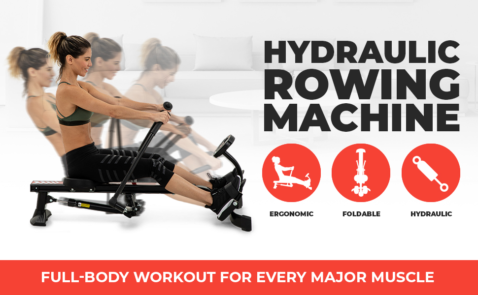 Rowing machine, rower, workout equipment, motion rowing machine, rowing stroker