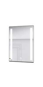 bathroom mirrors for wall