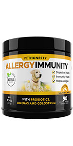 PetHonesty Allergy Immunity