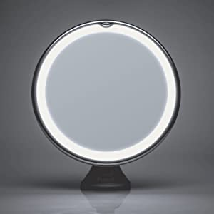 Fancii magnifying mirror with led lights 7x