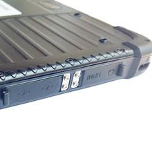 ruggedized laptop tablet PC IP67 waterproof vehicle computer field mobile work enterprise industry