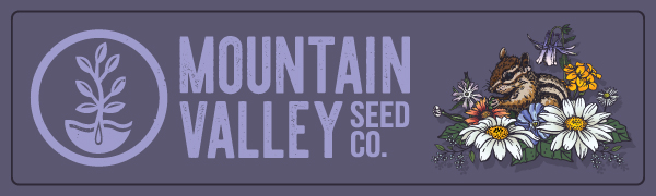 mountain valley seed company logo true leaf market wild flowers wildflowers