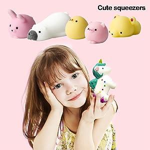 Cute animal squeezer