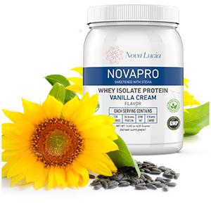 Whey Isolate Protein Powder Vanilla