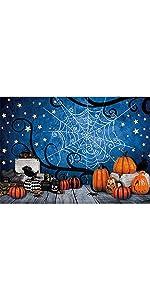 Allenjoy Horror Circus Thema Halloween Hintergrund Für Kamera