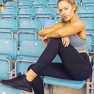 Luna Yoga Pants for Women,High Waist, Tummy Control, Workout Pants, 4 Way Stretch Leggings