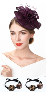 red pillbox hats for women