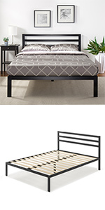 ASMPH-15 Bed Frame Queen