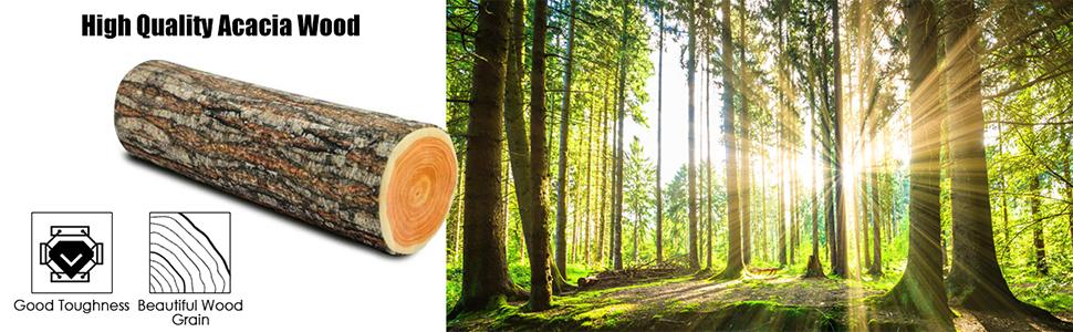 high quality acacia wood