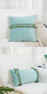 velvet pillow shams decorative farmhouse outdoor square chair 20x20 small insert modern sleep tv