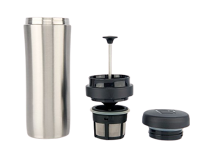 espro french press travel coffee