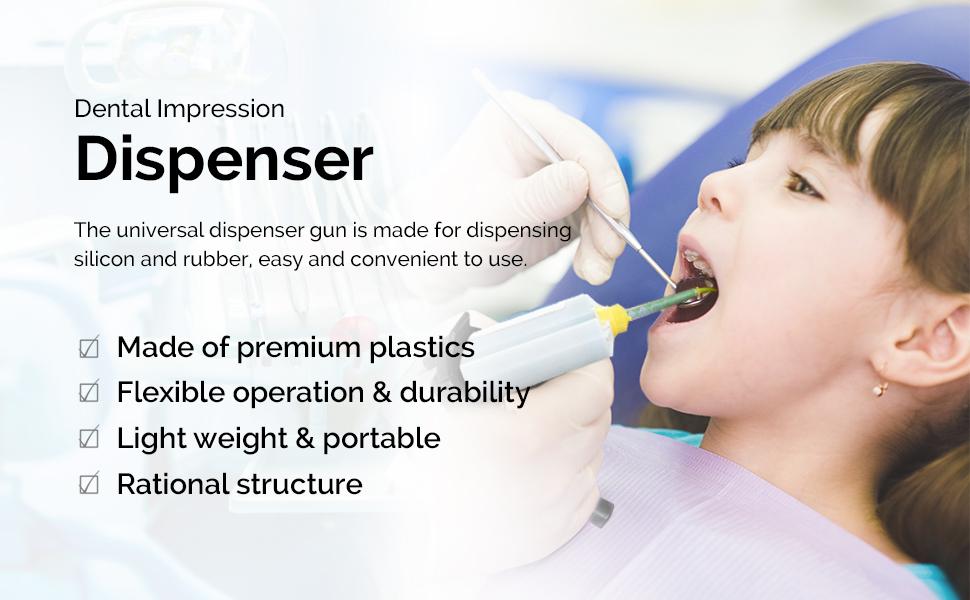 Dispenser Gun