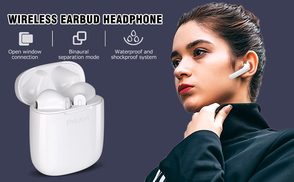 real wireless earphone