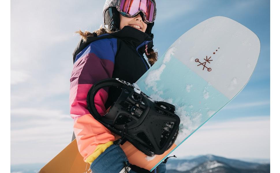 Burton Yeasayer Snowboard pour