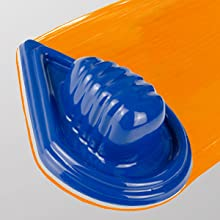 another paint pad with orange paint color