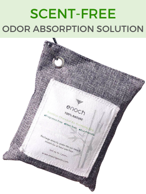 bamboo deodorizer dehumidifier scent free absorbing healthy neutralizer organic eco drawers