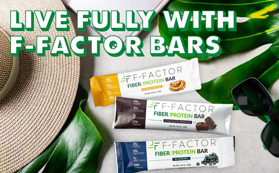 F-Factor,Fiber,Protein,carb,Gluten,Vegan,Keto,Paleo,Diet,Prebiotic,protein,Sugar,Natural,Kosher