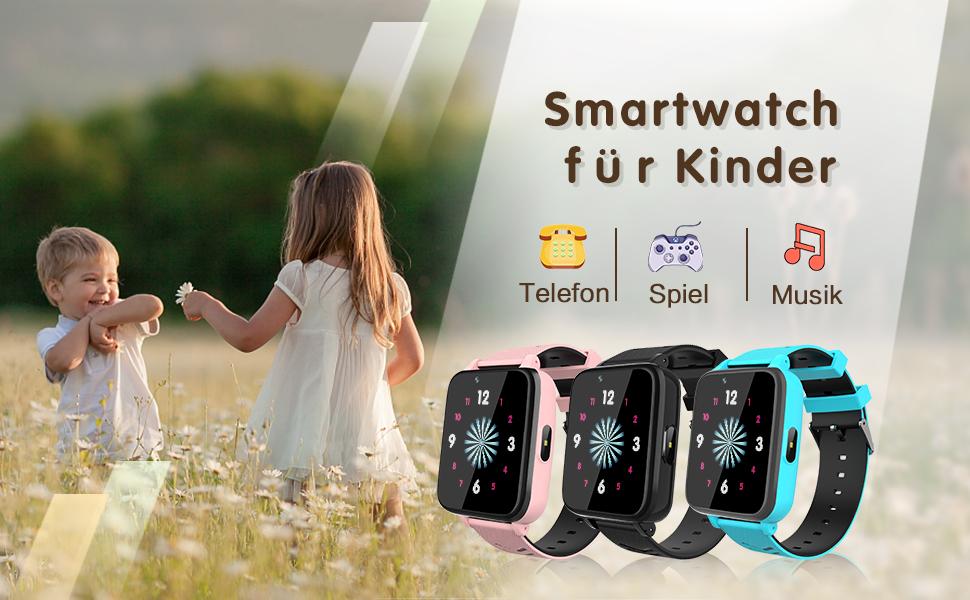 Smartwatch voor kinderen.