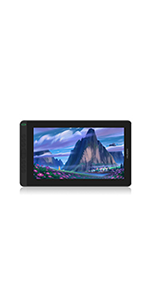 XP-PEN Artist,wacom one, Huion Kamvas, Cintiq, Intuos, graphics tablet,drawing, art tablet, screen