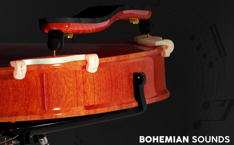bohemian sounds shoulder rest