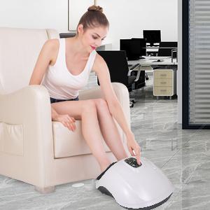foot massager kneading