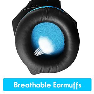Soft Breathable Earmuffs