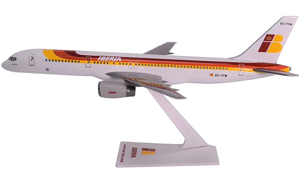 NEW ROADWAY GLOBAL AIR BOEING 727-200 AIRCRAFT ADVERTISING AIRPLANE MODEL