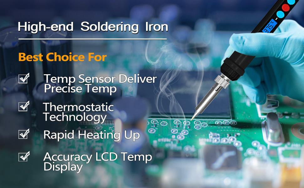 Soldering Iron 12
