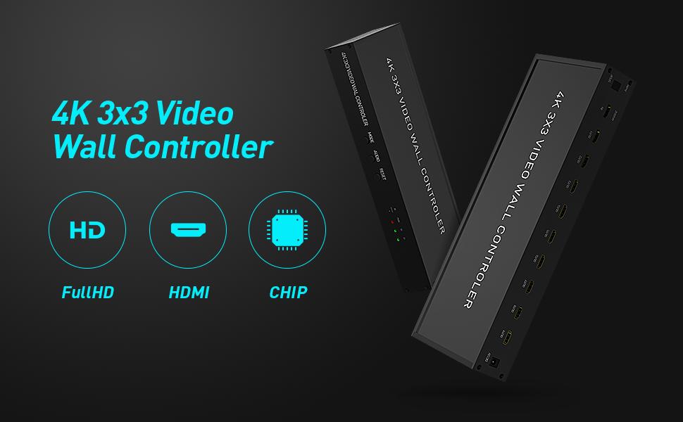 3x3 controller