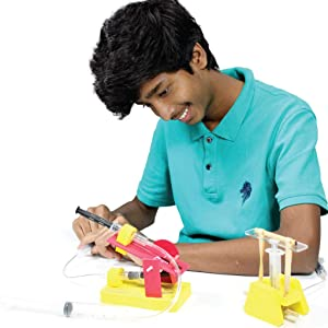 Made in India STEM TOy Pressure Force Shooter Toy Boys Girls age 10 11 12